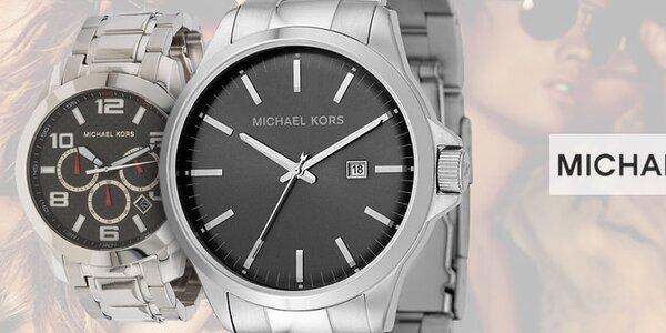 Luxusné pánske designové hodinky Michael Kors