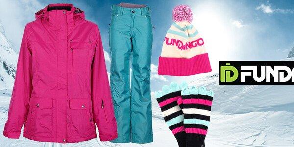 Dámske športové oblečenie a doplnky Fundango