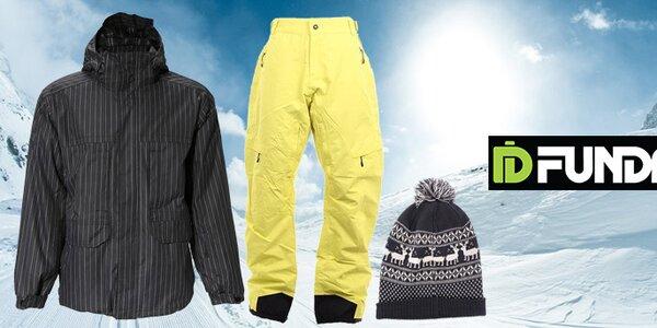 Pánske športové oblečenie a doplnky Fundango