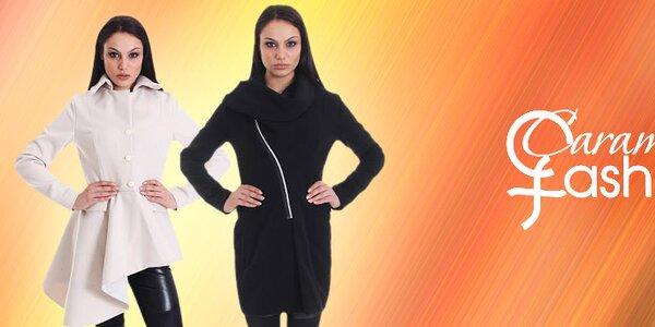 Originálne strihy a dokonalé materiály Caramella Fashion