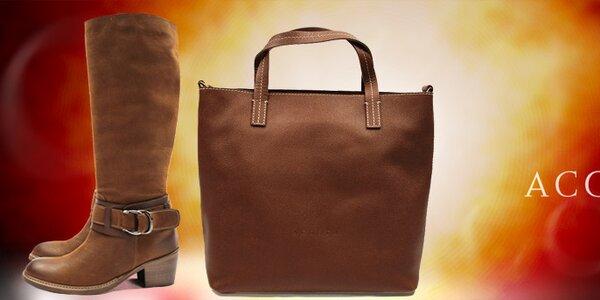 Luxusné dámske kabelky, topánky a peňaženky Acosta
