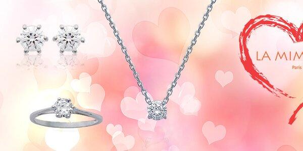 Darček k Valentínu - štýlové šperky La Mimossa - všetko skladom!