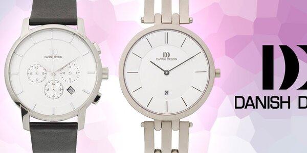 Štýlové a kvalitné hodinky Danish Design