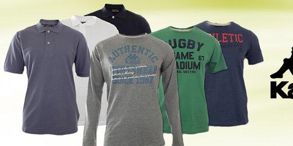 Pánske športové tričká a póla Kappa