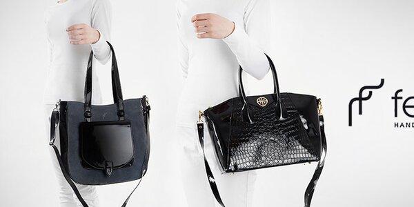 Kvalitné ručne vyrábané kabelky Felice