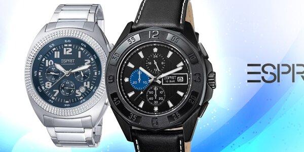 Pánske hodinky Esprit pre každú príležitosť