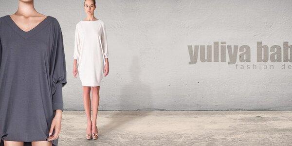 Originálne dizajnové kúsky pre dámy Yuliya Babich