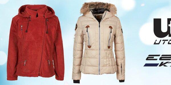 Niečo na zahriatie - dámske zimné oblečenie a topánky E2KO