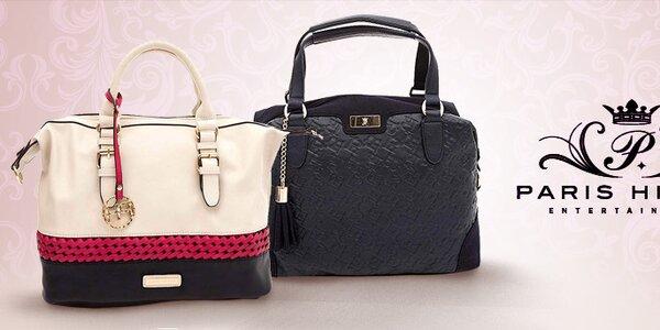 Dámske kabelky od módnej provokatérky Paris Hilton