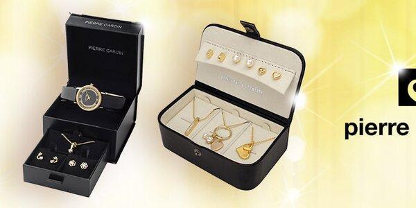 Nadčasové šperky a hodinky pre dámy Pierre Cardin