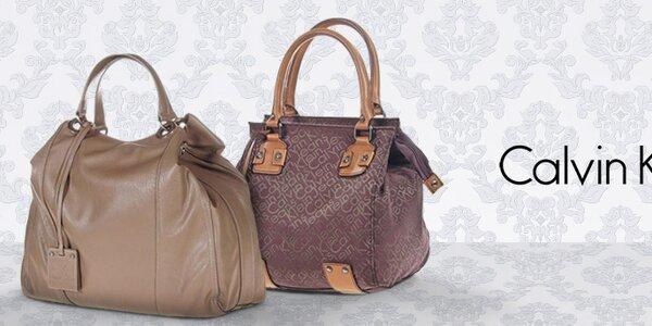 Štýlové a nadčasové dámske kabelky a doplnky Calvin Klein