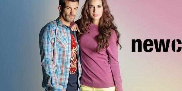 New Caro - španielska móda pre pánov