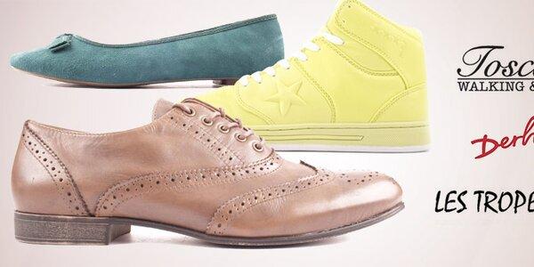 Obľúbená dámska obuv Elite Shoes už od 14,99 €