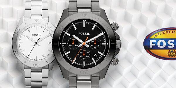 Jedinečné dámske hodinky Fossil