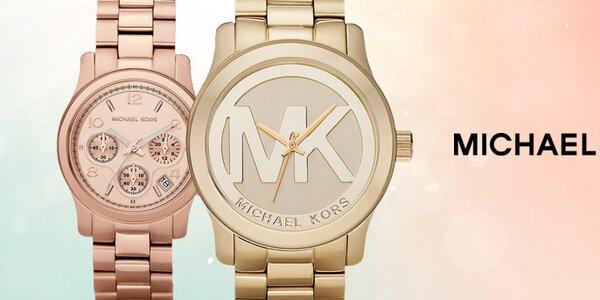 Luxusné dámske náramkové hodinky Michael Kors