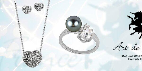 Originálne dámske šperky a doplnky Art de France