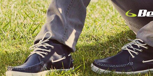 Pohodlie a štýl v pánskych topánkach Beppi