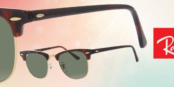Svieť, slniečko, svieť - nadčasové slnečné okuliare Ray-Ban