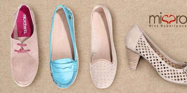 Miss Roberta - dámske topánočky z Talianska