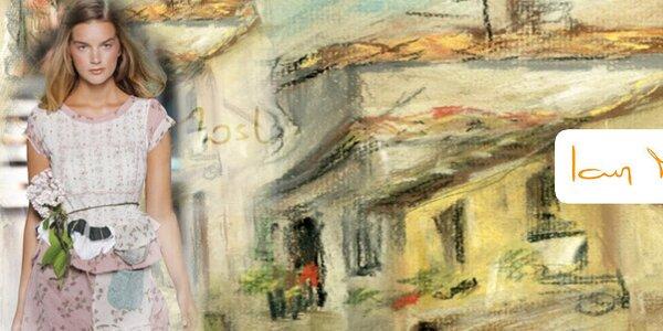 Romantická móda pre nežné duše Ian Mosh
