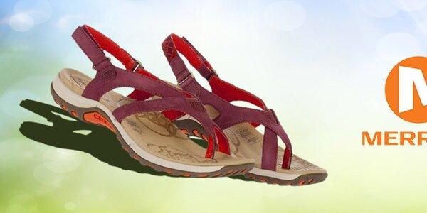 Originálne dámske tenisky a letná obuv Merrell