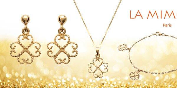 Módne aj klasické dámske šperky La Mimossa