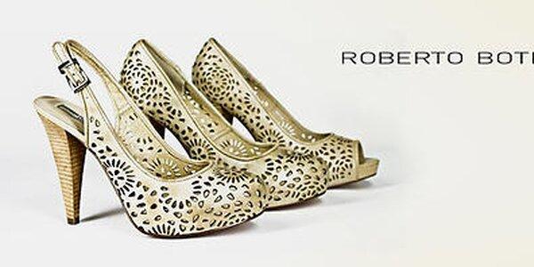 Roberto Botella - elegantná aj extravagantná obuv pre slečny aj pre dámy