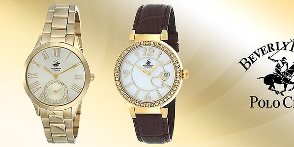 Dámske hodinky Beverly Hills Polo Club