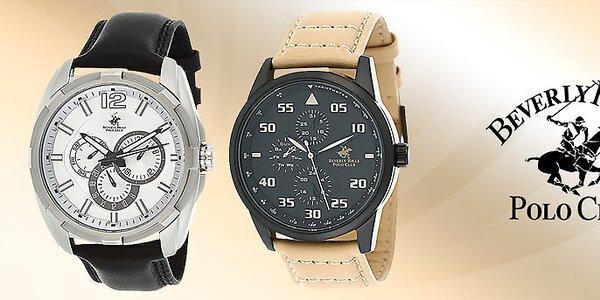 Pánske hodinky Beverly Hills Polo Club