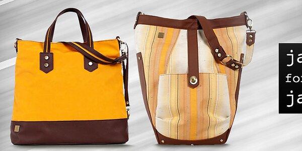Originálne ručne vyrábané kabelky Jahn for Jahn