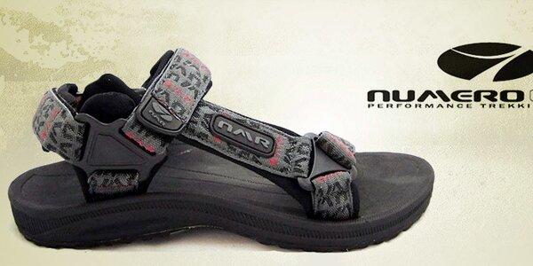 Pohodlné pánske outdoorové a letné topánky Numero Uno