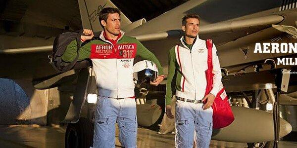 Originálne pánske oblečenie Aeronautica Militare