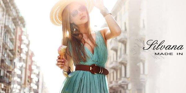 Talianska móda Silvana Cirri - jarné farby a zaujímavé strihy