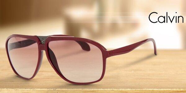 Štýlové pánske slnečné okuliare Calvin Klein