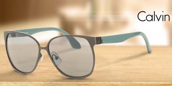 Štýlové dámske slnečné okuliare Calvin Klein