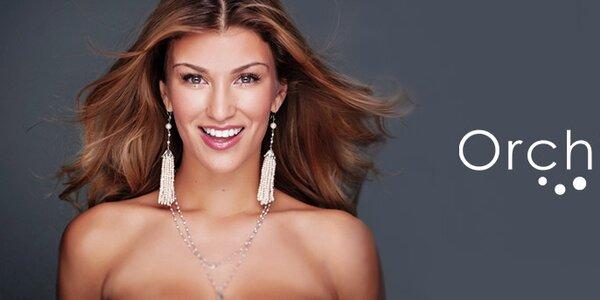 Luxusné dámske perlové šperky Orchira