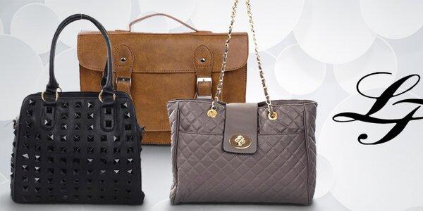 Do práce i za zábavou - kabelky London Fashion už od 13,99 €