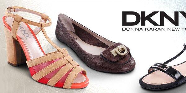 Luxusné dámske sandálky, lodičky a balerínky DKNY