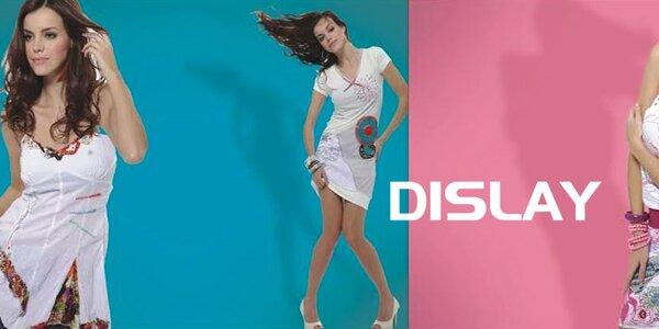 Svieža a farebná francúzska móda pre dámy DY Dislay Design
