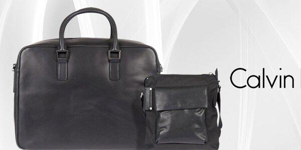 Calvin Klein - Pánske tašky na každodenné nosenie
