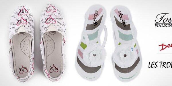 Štýlové jarné topánky Elite Shoes