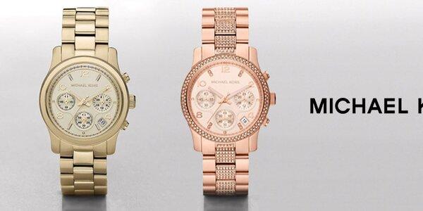 Luxusné designové hodinky Michael Kors