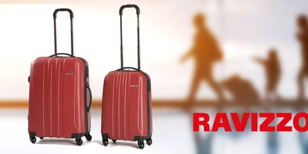 Kvalitné talianske kufre a batožina Ravizzoni