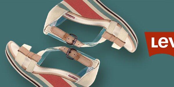 Originálna dámska letná obuv Levi's