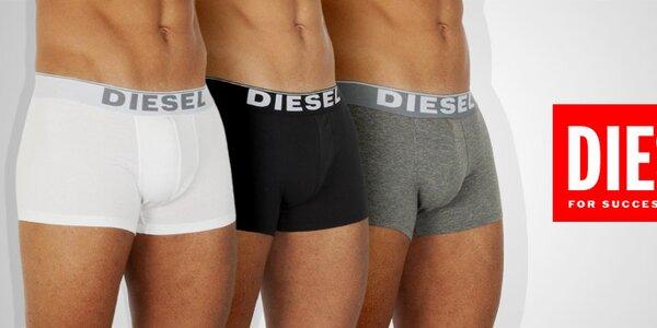 Kvalitné pánske boxerky aj ich sady Diesel