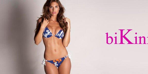 Farebné plavky Bikiniki - staňte sa hviezdou pláže!