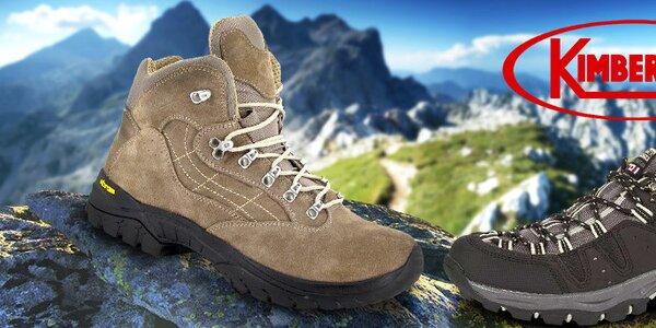 Kimberfeel - pánske outdoorové topánky z Francúzska