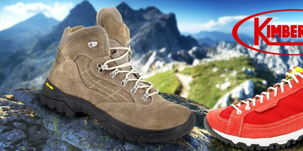 Kimberfeel - dámske outdoorové topánky z Francúzska