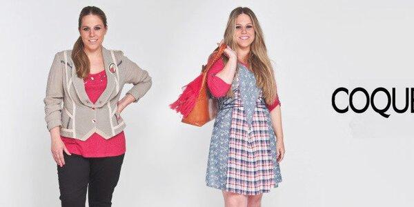 Coquette - španielska móda pre dámy plnších tvarov