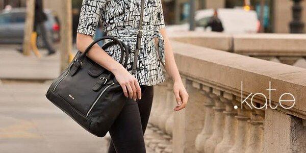 Luxusné francúzske dámske kabelky a peňaženky Kate Lee